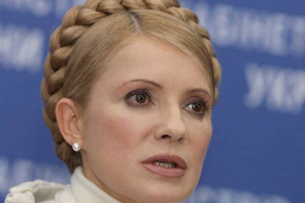 Тимошенко оголосила мораторій на політику
