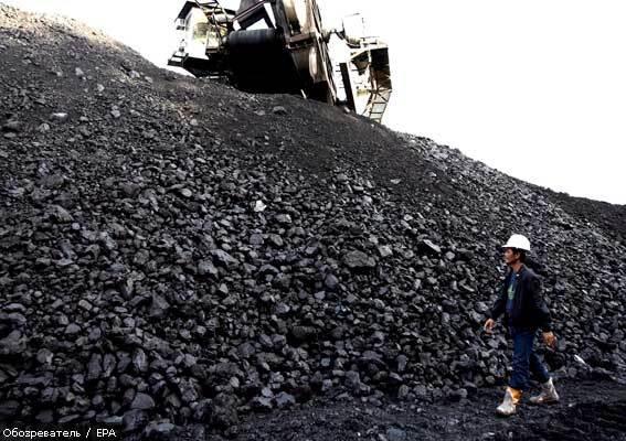 Україна втрачає вугільну промисловість