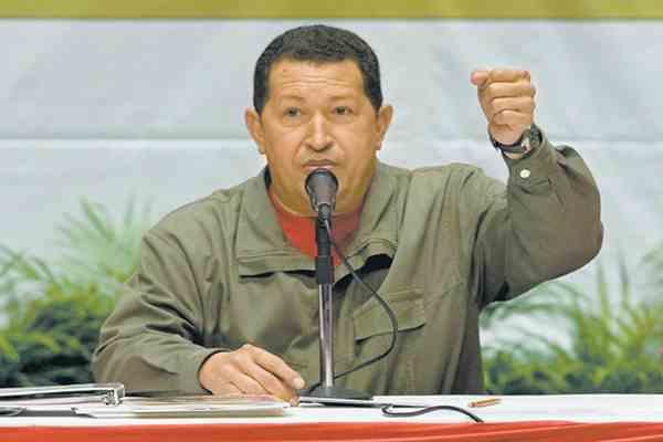 Венесуельці проти довічного президентства Чавеса