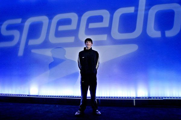 Speedo представила суперкостюм будущего