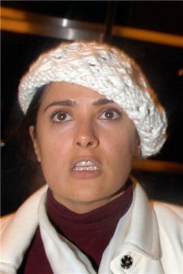Салма Хайєк побила папарацці