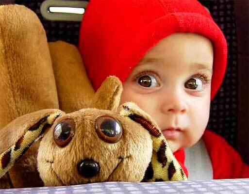 Дитинства чисті оченята