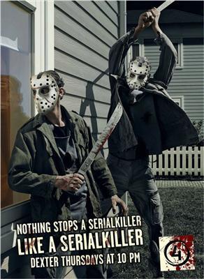Тільки серійний вбивця може зупинити іншого серійного