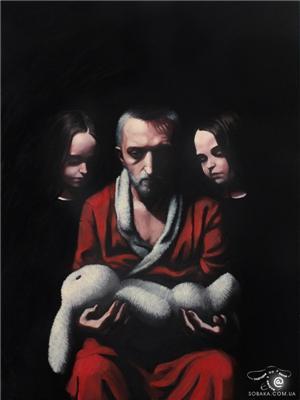 Моторошні картинки від Roman Tolici