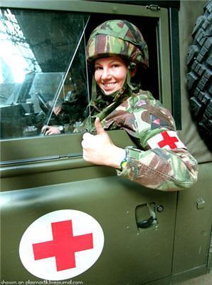 Дівчата з різних армій світу. ФОТО