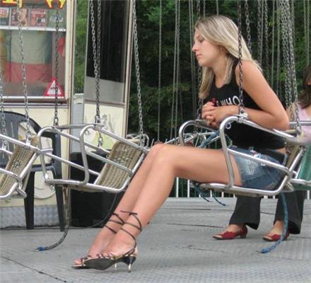 Что самое красивое в женщинах? Правильно, ножки! Подборка