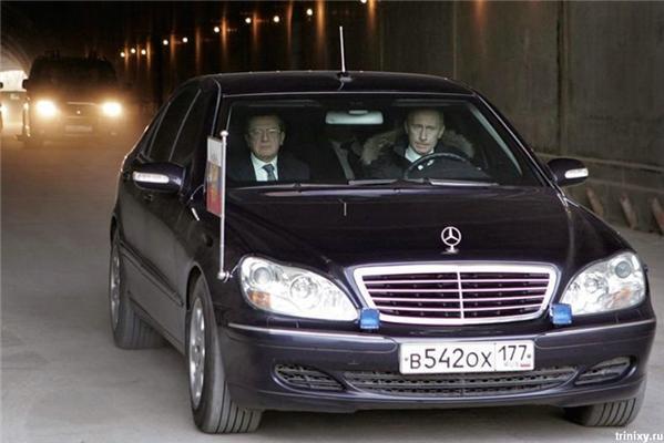 Путін і Ющенко - злісні, але безкарні порушники ПДР