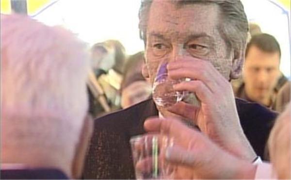Путин и Ющенко - злостные, но безнаказанные нарушители ПДД