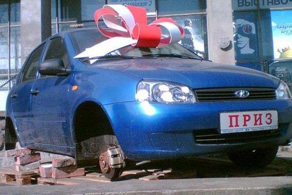 Кращі автомобільні бугагашкі!