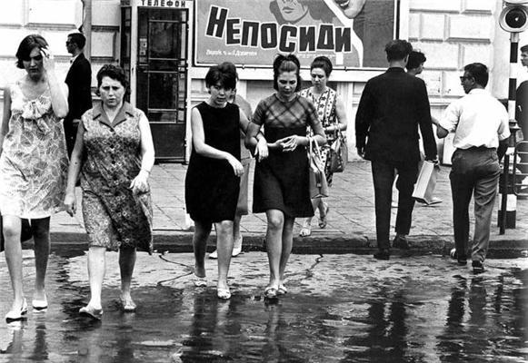 Фотографии времен СССР
