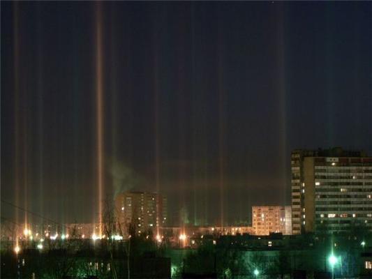 Паргелий. Уникально: Три Солнца на небе. Фантастика наяву