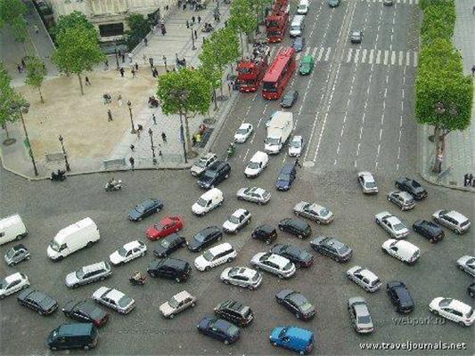 Найстрашніші автомобільні розв'язки