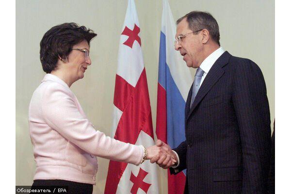 РФ похвалили за Абхазію