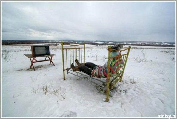 Позитив дня. Ходяча Росія, пляжні кицьки і пиво