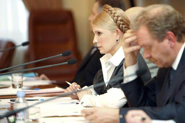 """Гарант вимагає від Тимошенко негайного """"газового"""" звіту"""