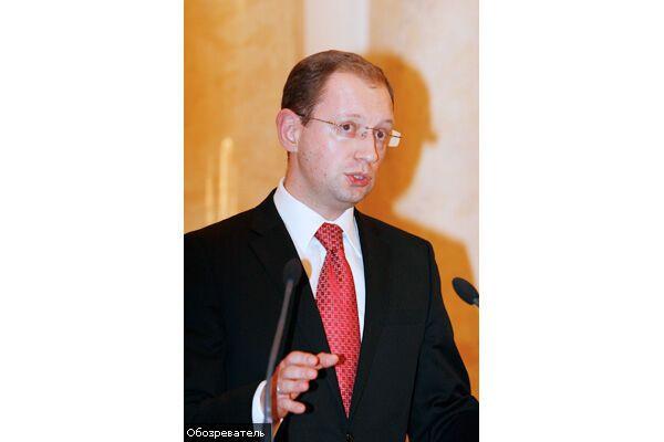 Яценюк відмовляється від участі в президентських виборах