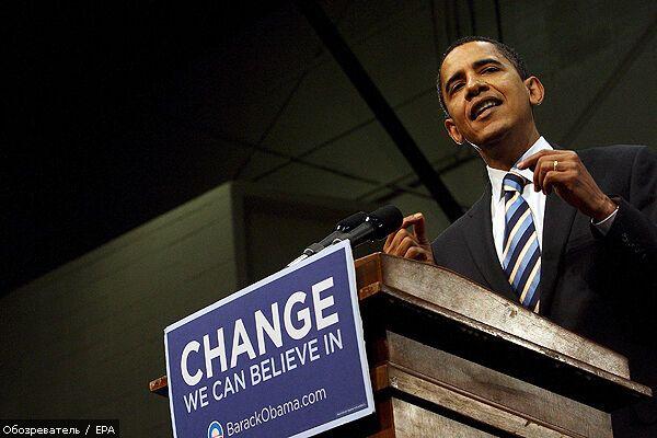 Обама перевершив Клінтон в Айові