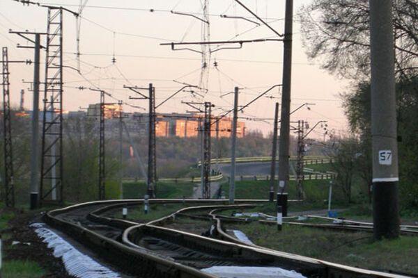 Дніпропетровськ очистився після аварії поїзда