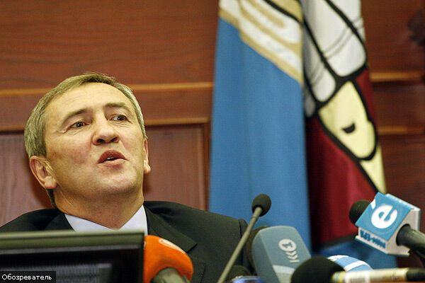 Черновецький приписав захоплення землі БЮТ