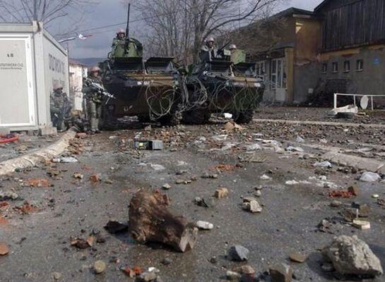Помер український миротворець, поранений вчора в Косово