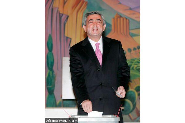 Призначено дату інавгурації президента Вірменії