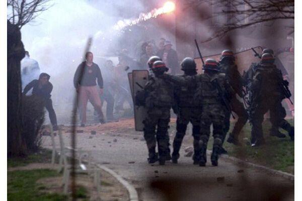 Луценко зібрався в Косово