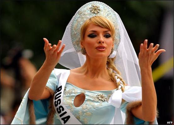 """Новою солісткою """"ВІА Гри"""" стала """"Міс Росія-2006"""""""