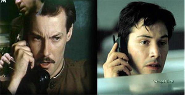 """""""Матрицю"""" здерли з радянського фільму?"""