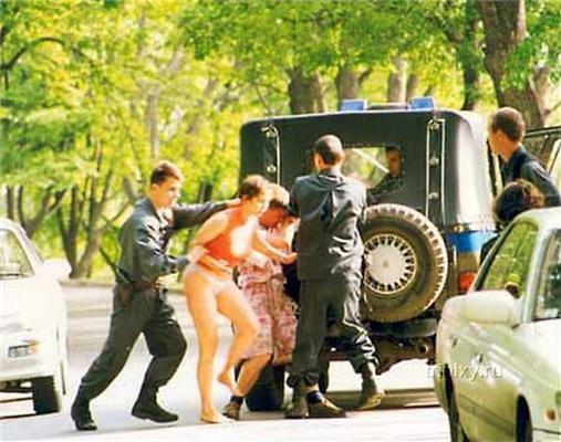 Вашій увазі: Побиття жінкою немовляти-сержанта міліції