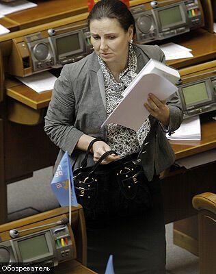 Рада сьогодні: Януковичі перенесли блокування на тиждень