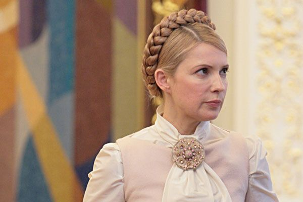 Юлию Тимошенко обвинили в коррупции