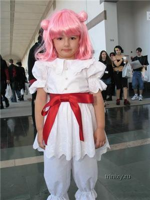 В Бостоне прошел съезд любителей аниме. Кукло-девушки