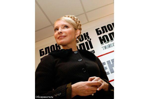 Тимошенко охладела к НАТО