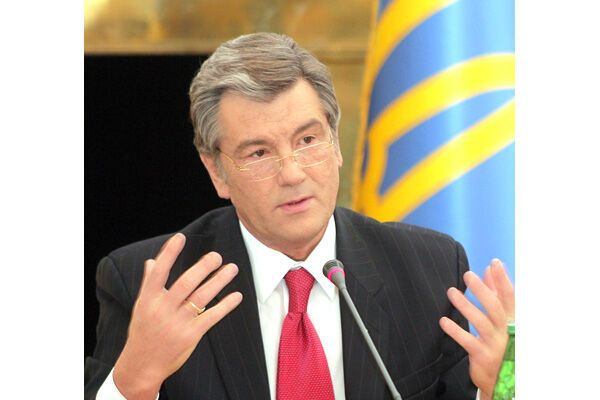 Ющенко назвав причини загибелі держав