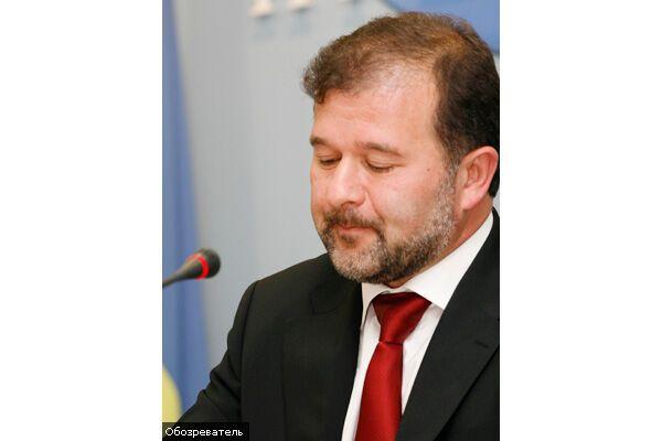 Заступником Балоги стала людина Януковича і Пінчука