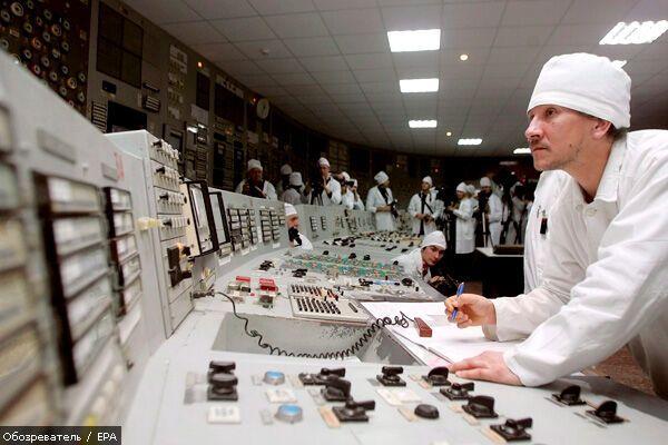 Украине приглянулось американское ядерное топливо