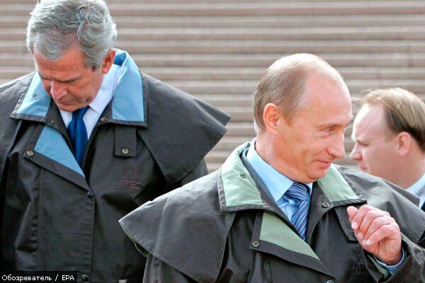 США прислухалися до Росії по ПРО