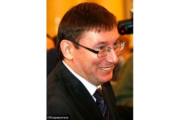 Луценко вивів формулу єдиної партії