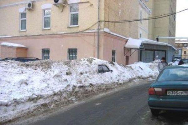 Не залишайте авто без нагляду! Особливо взимку!