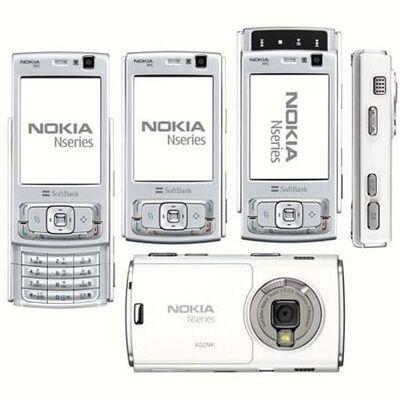 Бронза и серебро в Nokia N95