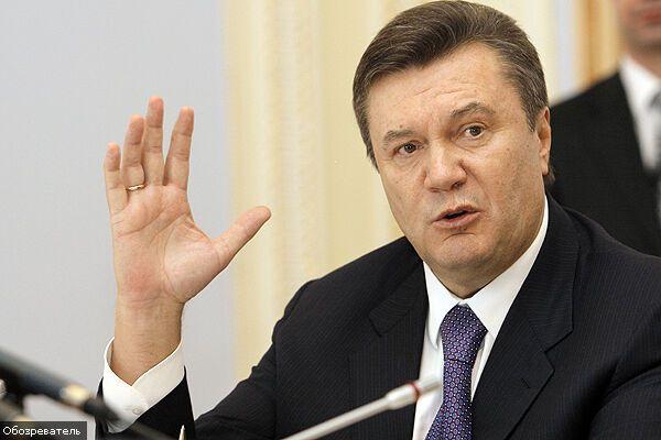 Янукович допоможе Ющенку розігнати парламент?