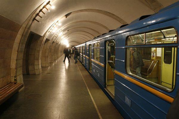 Земляк Ющенко паралізував київське метро