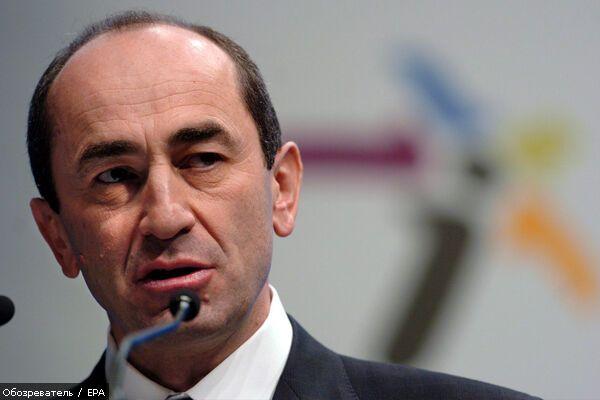 Президент Вірменії боїться нових заворушень