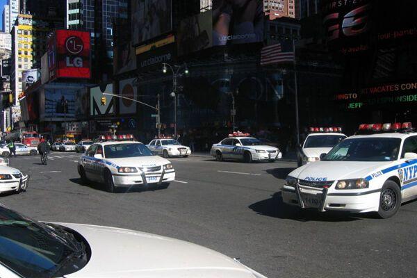 У центрі Нью-Йорка стався вибух