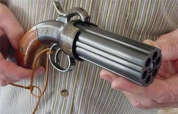 Мікроскопічна небезпеку. Найменші бойові пістолети