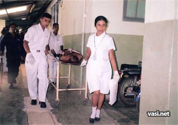 Жесть: Підрив шкільного автобуса в Шрі-Ланці