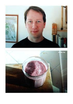 Залежність виду людини від її сніданку. Наочно