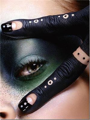 Мегамодный макияж. 11 смелых решений