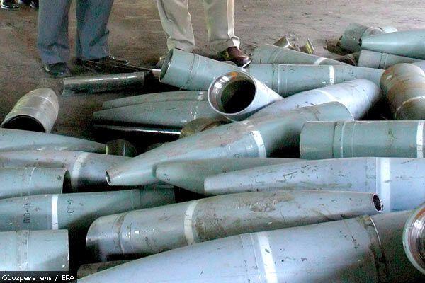 Україна вилетіла з ТОП-10 експортерів зброї