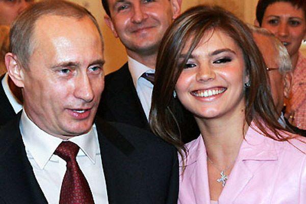 У Путина новая невеста